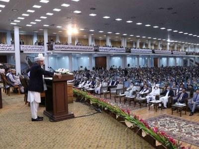 Pakistan welcomes Loya Jirga's recommendation