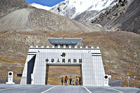Pak-China border via Khunjerab Pass to be closed