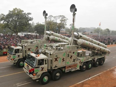 India to ban import of more than 100 military equipment