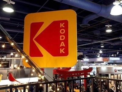 Kodak shares slump as US loan is suspended