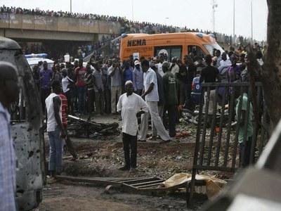 Gunmen kill 13 villagers in central Nigeria: police
