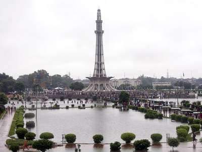 New Lahore to rise from remains of Ravi River