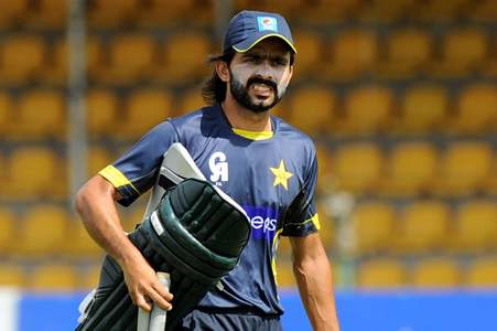 Finally it is time for Fawad Alam