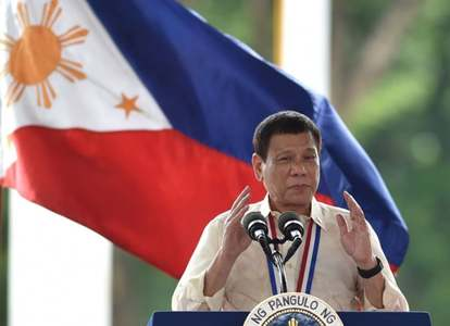 Philippines' Duterte says will be Russia vaccine 'guinea pig' as talks begin