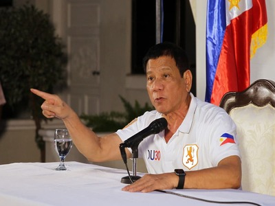 Duterte to skip Philippine trial of Russia virus vaccine