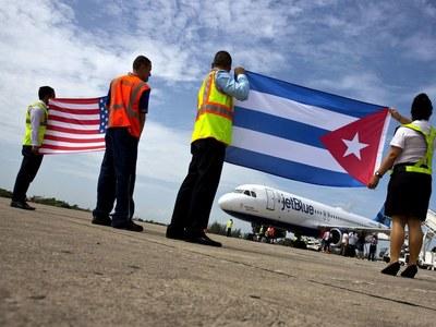 US tightens chokehold on Cuba, blocks private charter flights