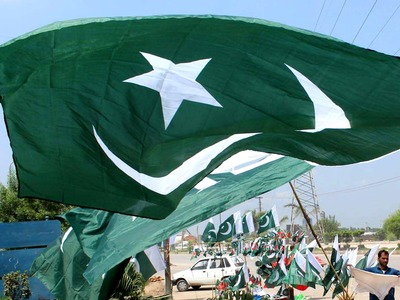 73th independence day celebrated in Multan