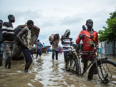 Floods in Sudan kill 63 since July: interior ministry