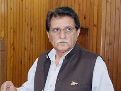 Haider seeks world's decisive role to help resolve Kashmir issue