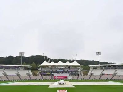 Draw likely as rain ruins fourth day of second England, Pakistan Test