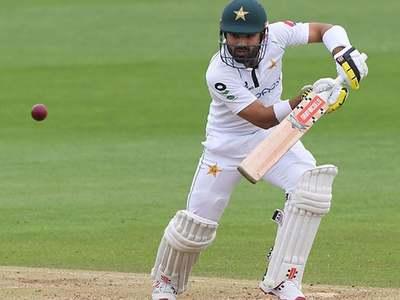'Nuggety' Rizwan impresses England's Trott