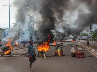 Mali opposition calls fresh anti-govt protests