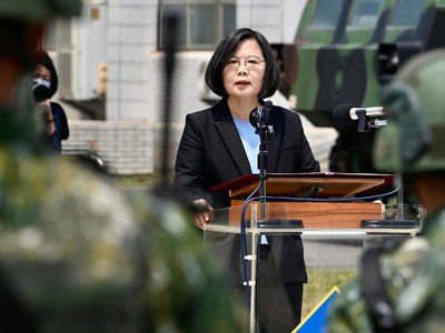 Taiwan opens office in breakaway state Somaliland