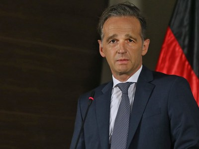 German foreign minister warns of 'deceptive calm' in Libya