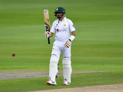 Babar regains fifth spot in latest ICC Test rankings