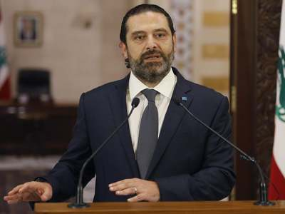 Lebanon's Hariri accepts tribunal's verdict on murder of ex-PM father