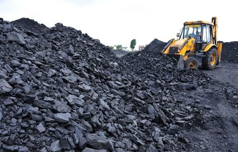 Coal sinking