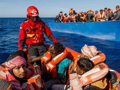 Dozens of migrants die in year's deadliest shipwreck off Libya: UN