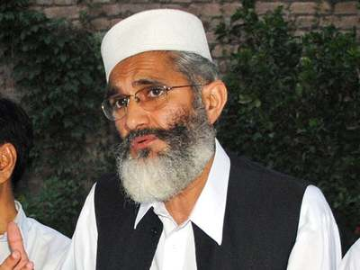Opposition parties joining hands with PTI: Siraj