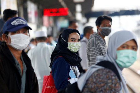 Indonesia sees 2,266 new coronavirus infections, 72 deaths