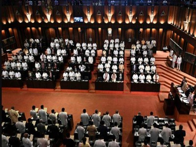 Murderer, accused killer in Sri Lanka's new parliament