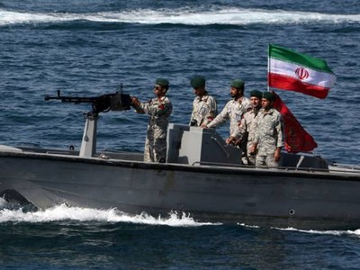 Iran says holding UAE boat over fishermen deaths