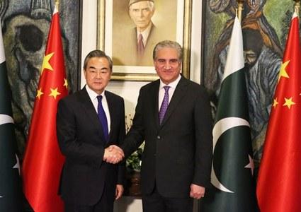 Pakistan, China agree to safeguard common interests, work towards regional uplift