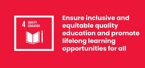 UNDP delineated many goals among which Sustainable Development Goal 4 emphasizes quality education for every child globally.