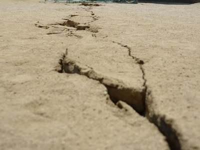 6.9-magnitude quake strikes off Indonesia