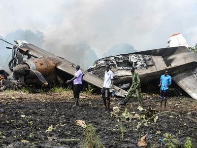 Seven killed in South Sudan plane crash