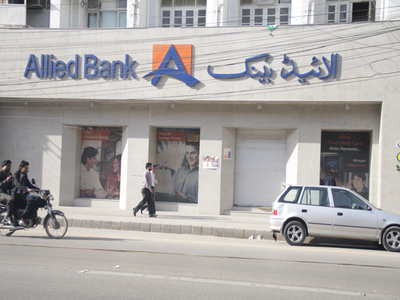 Allied Bank – grows right