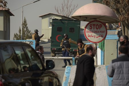 Kabul police chief fired as surge in attacks rocks Afghan capital
