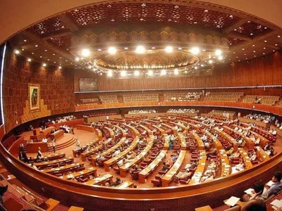 NA passes Anti Money Laundering Bill