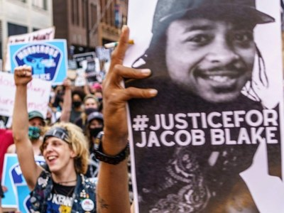 Black man shot by US police may not walk again: family