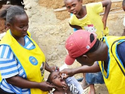 UN declares Africa free of polio