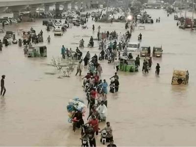 Karachi rain breaks 36-year record, confirms Met Office