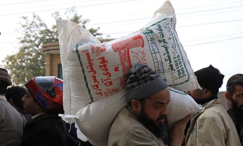 Ship carrying 60,000 tons of imported wheat to arrive in Pakistan today