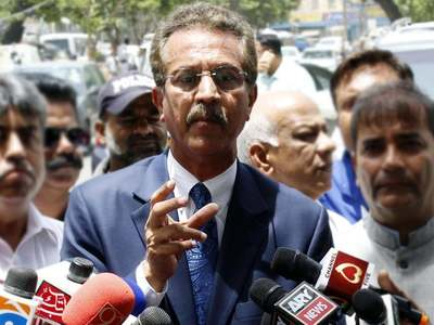 Karachi has no infrastructure to face the rains: Mayor Karachi
