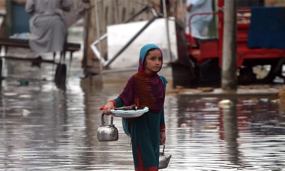 Rain continues to lash Karachi for third consecutive day