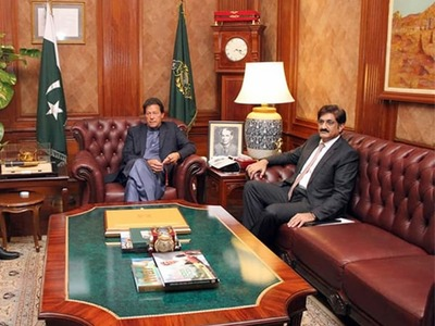Any help requested will be provided on emergency basis: PM tells Murad Ali