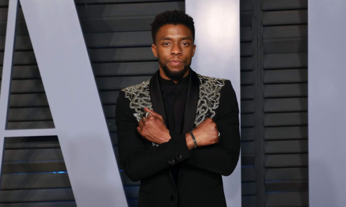 Black Panther star Chadwick Boseman dies of cancer at 43