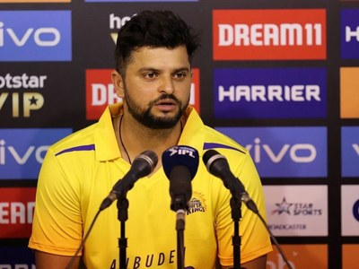 Chennai Super Kings in trouble as Raina leaves and virus toll grows