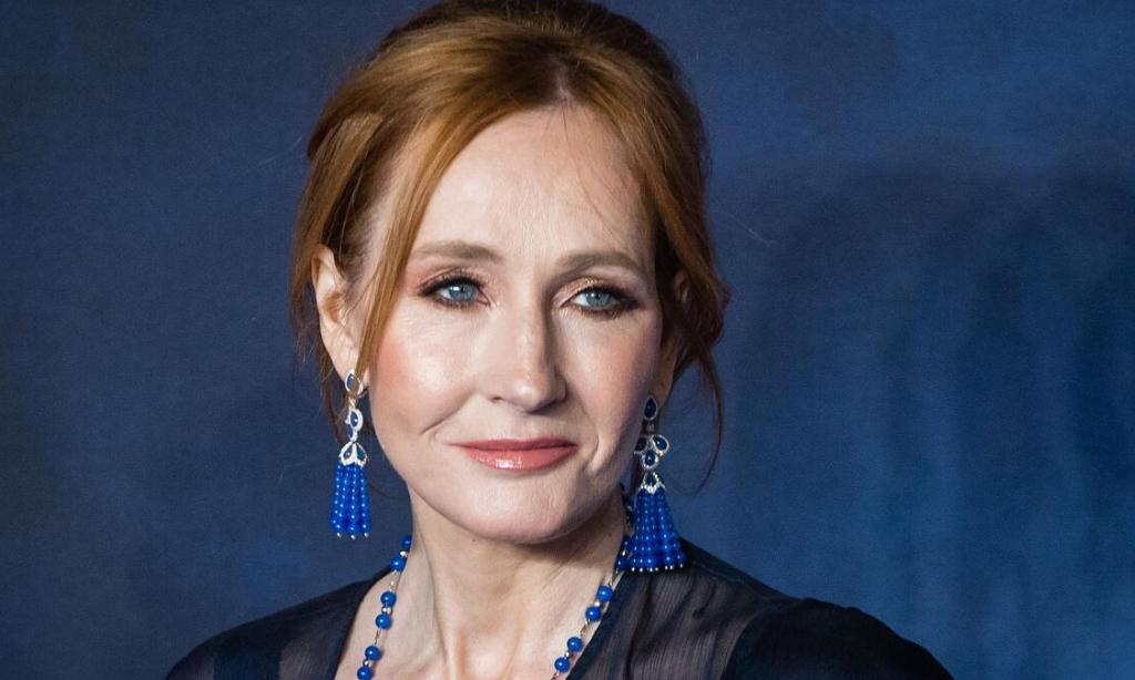 JK Rowling returns humanitarian award from group linked to Kennedy family