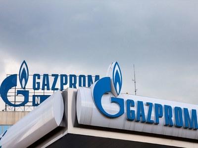 Russian energy giant Gazprom posts massive slump in first half