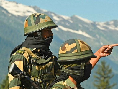 India accuses China of new 'provocative' border action
