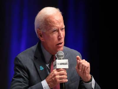Biden accuses 'toxic' Trump of fanning US unrest