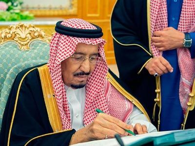 Saudi King sacks two royals over corruption charges