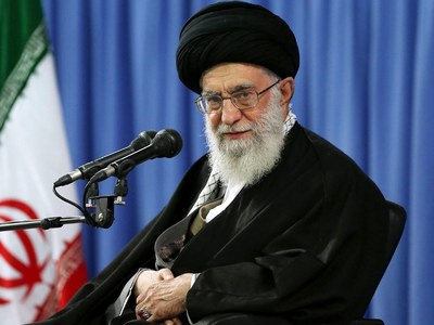 Khamenei says UAE 'betrayed' Muslim world with Israel deal
