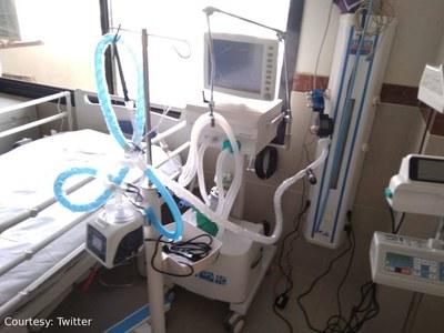 Karachi based mechanical company to manufacture ventilators