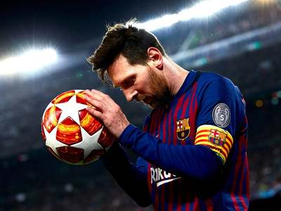 Messi unlikely to change mind on Barca exit, says presidential candidate